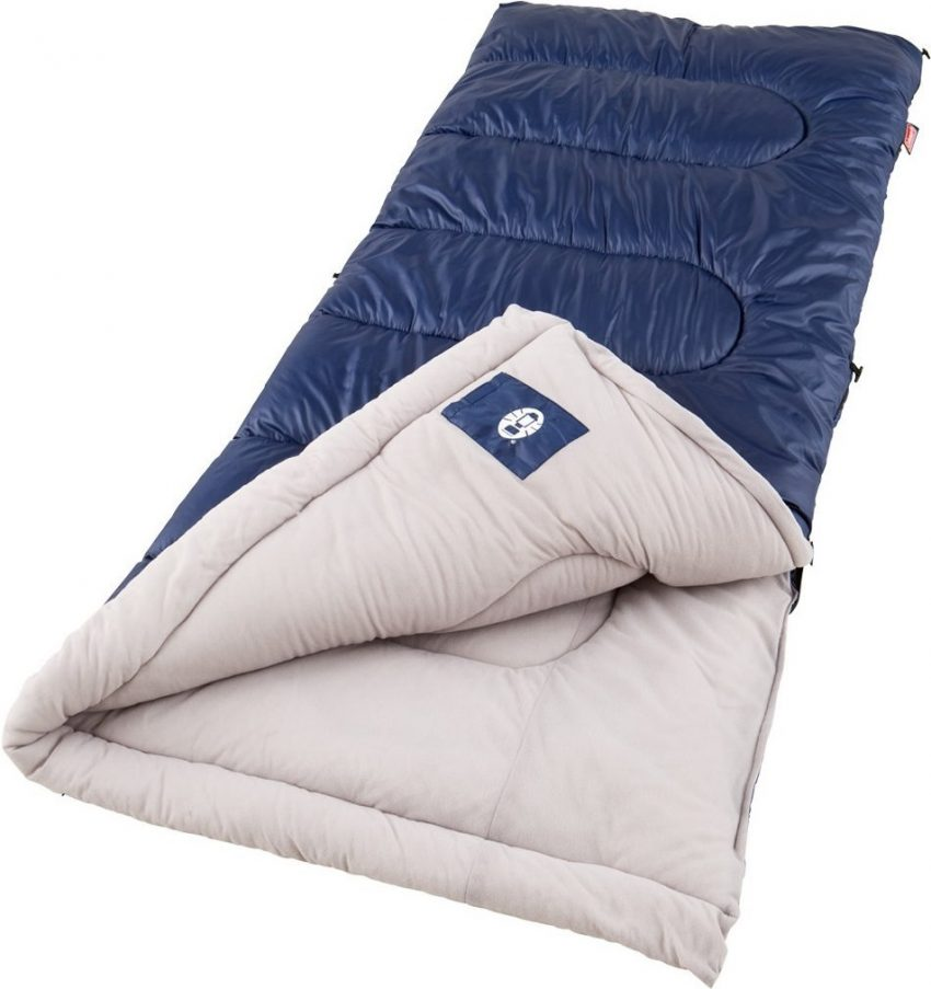 Coleman-Brazos Cold Weather Sleeping Bag Review