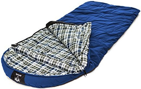 Grizzly by Black Pine Sleeping Bag Review