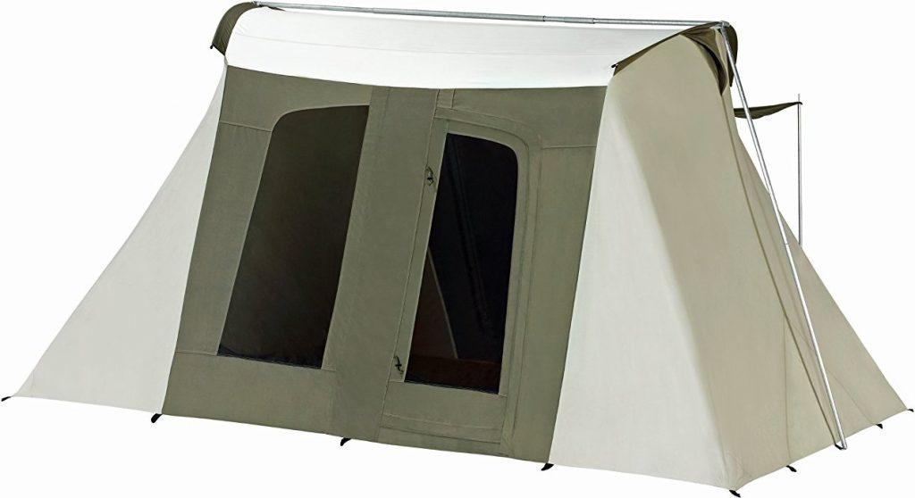 Kodiak Canvas Flex-Bow Deluxe 8-Person Tent (2)