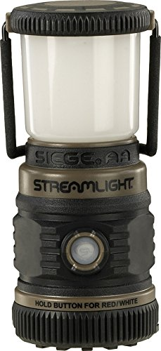 Streamlight 44941 Siege AA Lantern, Coyote