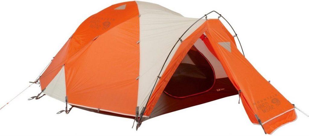 Mountain Hardwear Trango 4 Tent (2)