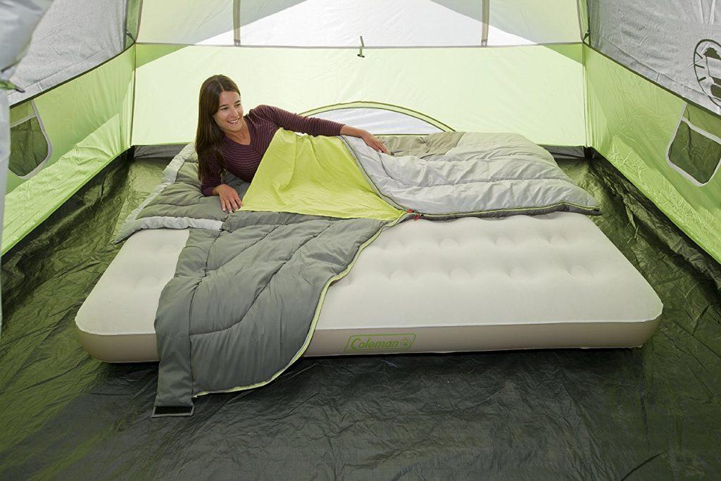 Coleman Adjustable Comfort Sleeping Bag (3)