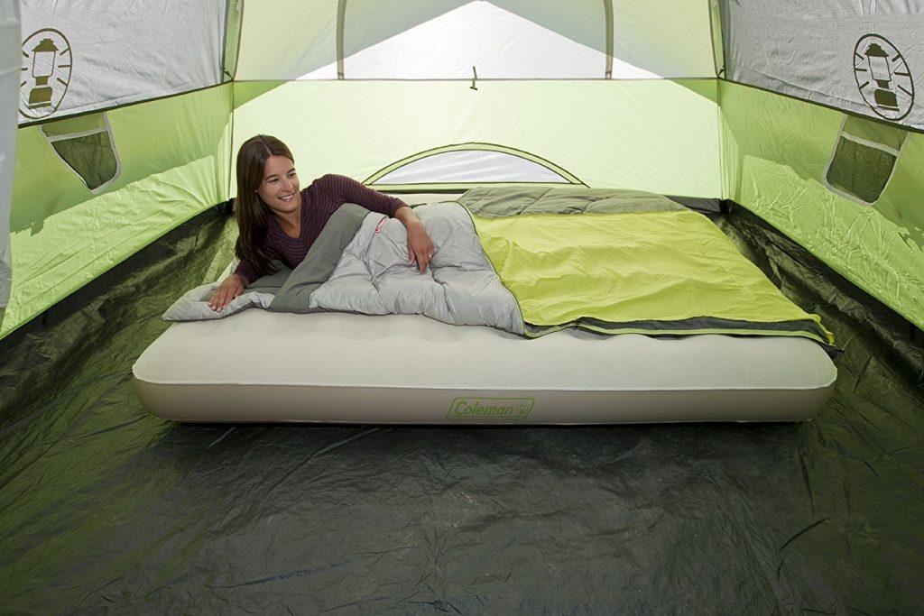 Coleman Adjustable Comfort Sleeping Bag (4)
