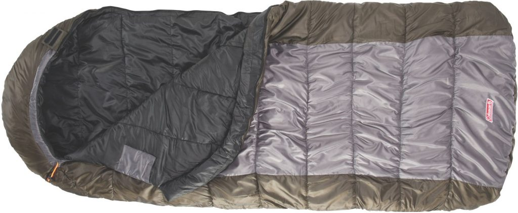 Coleman Big Basin Extreme Weather 15 Degree Fahrenheit Sleeping Bag (3)