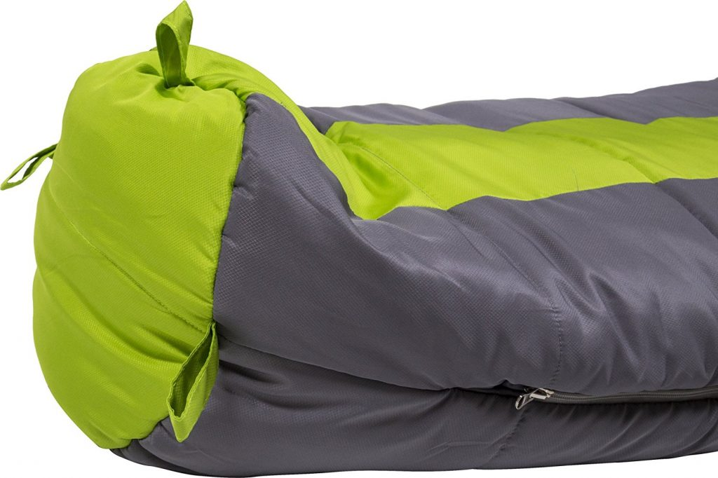 TETON Sports Tracker +5F Ultralight Sleeping Bag (3)