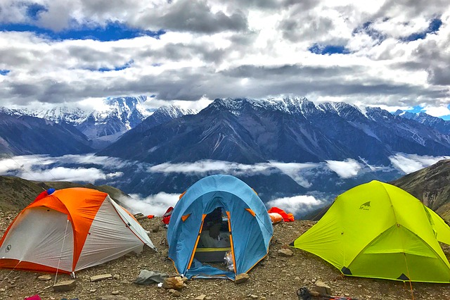 mountain-tent-c&ing & Pitching Your Tent Has Consequences No Matter Where You Place It ...