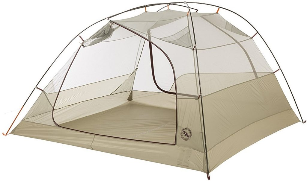 Big Agnes - Copper Spur HV UL4 Tent