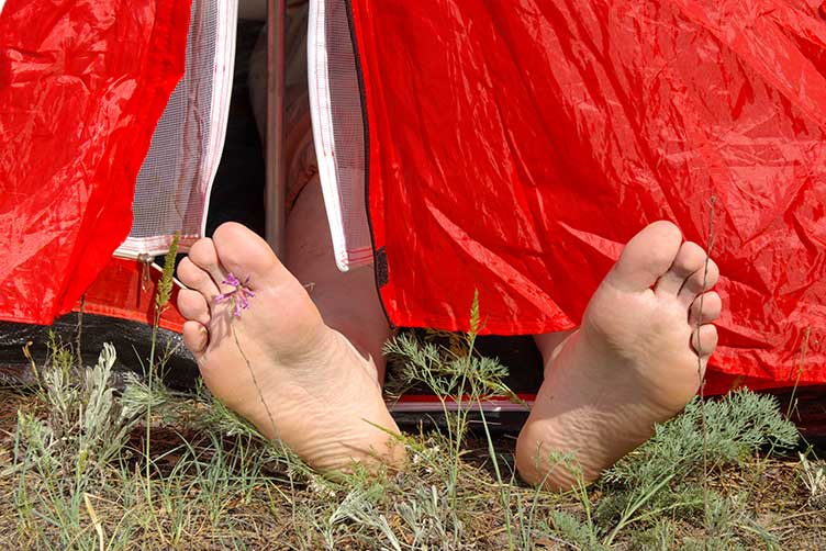 Best Tent for Tall People