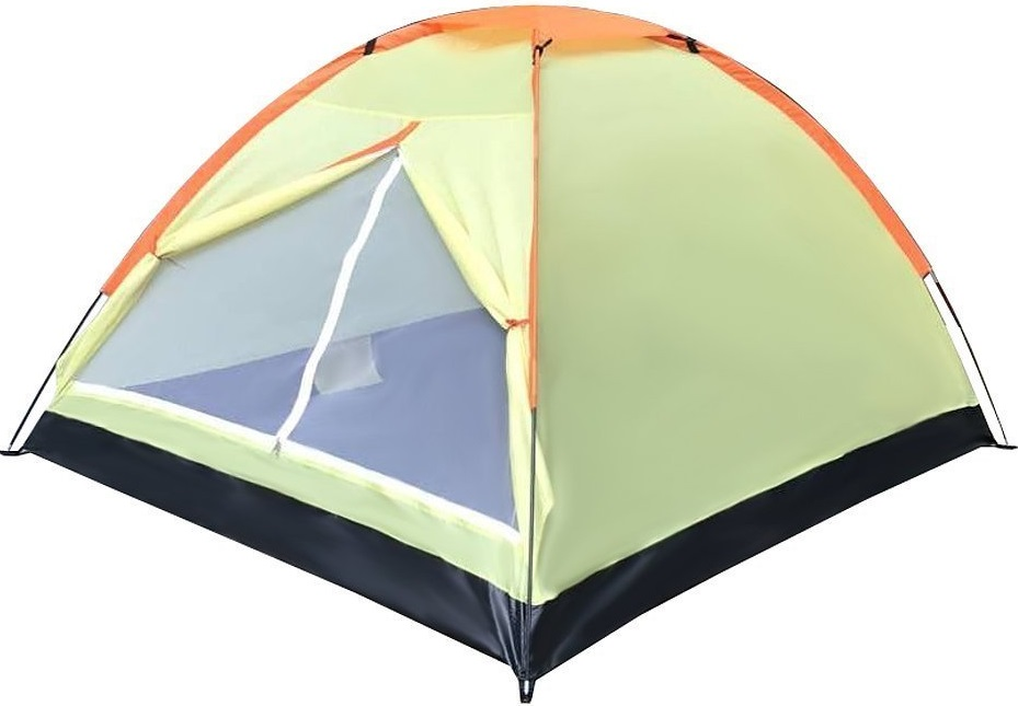 Le Papillon Camping Tent Light-Weight Family Dome Tent Outdoor Backpacking Tent with Carrying Bag