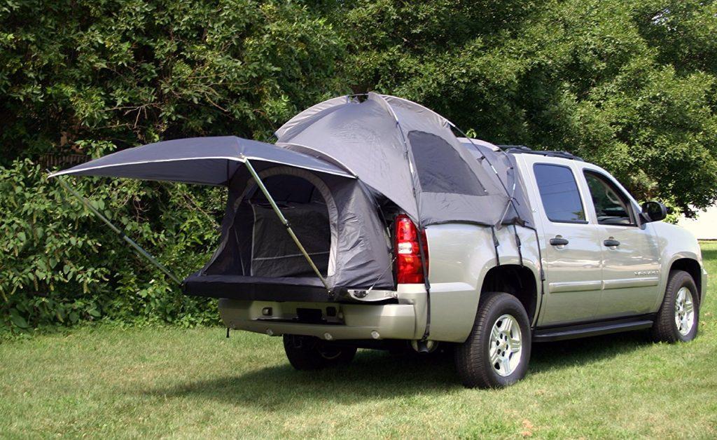 Napier Outdoors Sportz #99949 2 Person Avalanche Truck Tent - 5.6 ft.