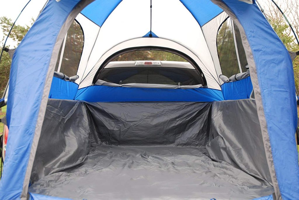 Sportz Truck Tent BlueGrey (2)