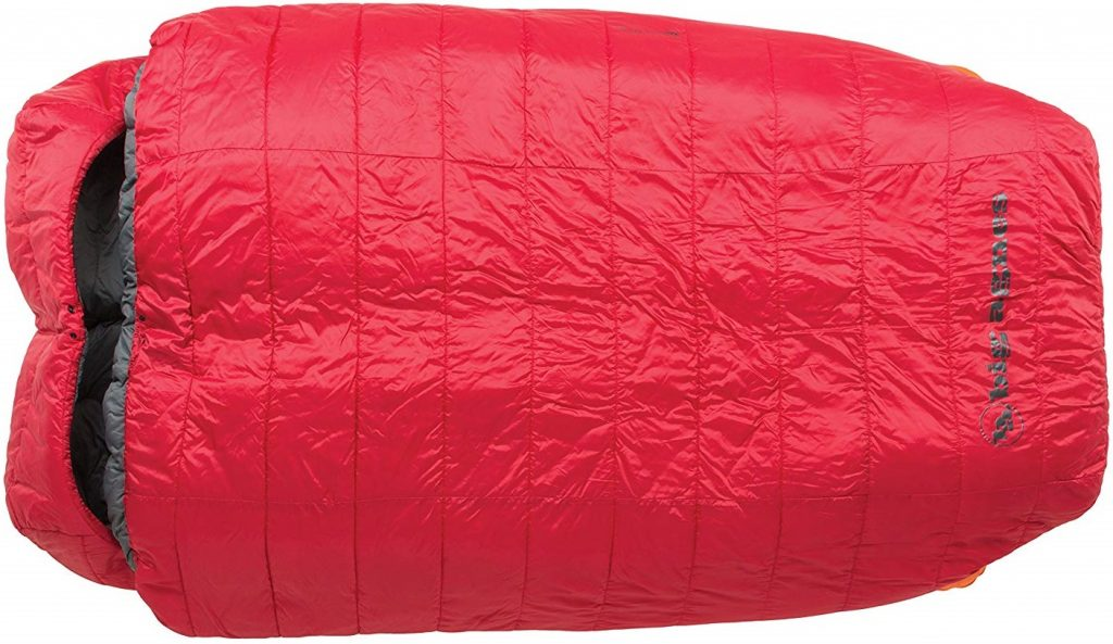 Big Agnes Big Creek 30F -1C Doublewide Sleeping Bag