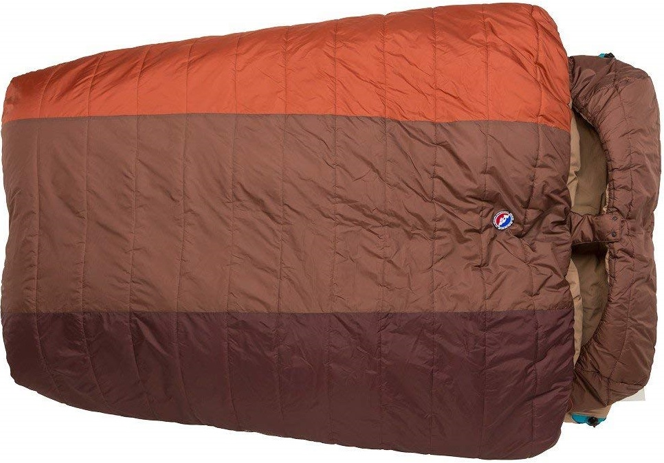 Big Agnes Unisex Dream Island 15 Degree Double Wide Sleeping Bag