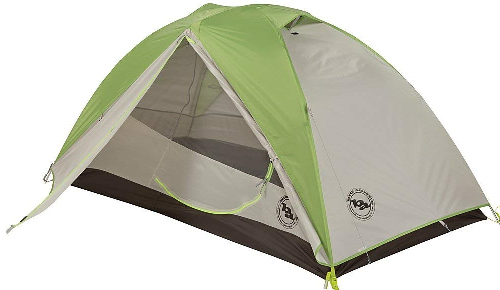 Big Agnes Blacktail 2 Package Includes Tent and Footprint