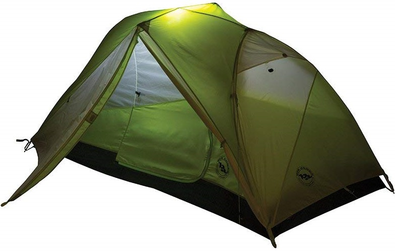 Big Agnes Tumble 1 Person mtnGLO Tent