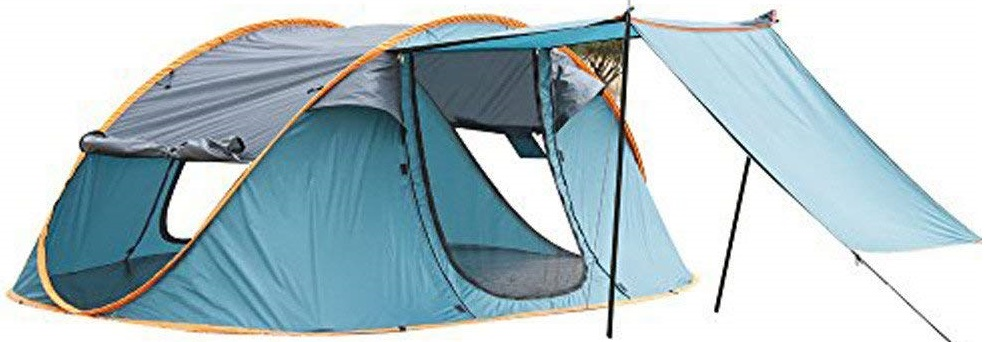 Helang Family Camping Tents Pop up Tent Waterproof for Hiking 3-4 Person outdoor sports canopy Folding
