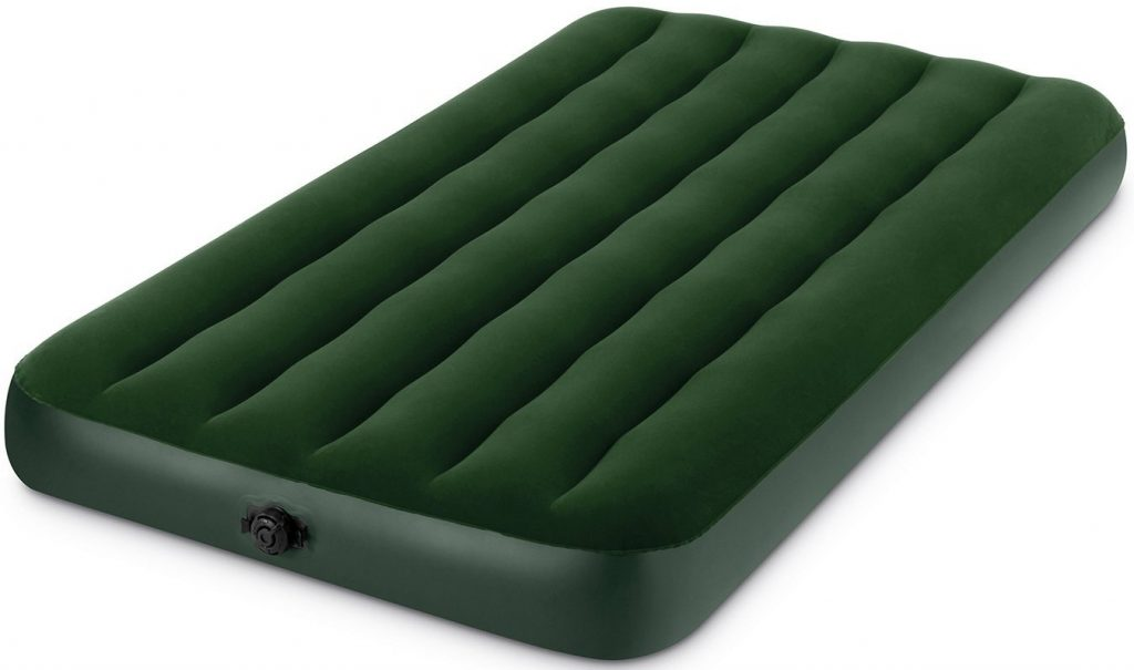 single-air-mattress