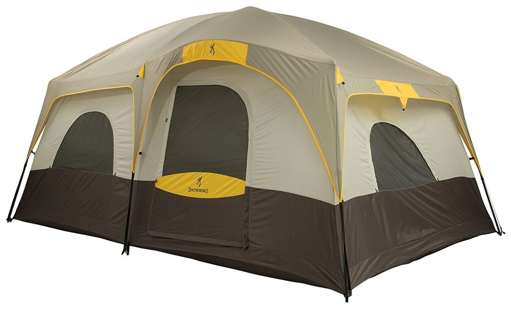 Browning Camping Big Horn Two-Room Tent (2)
