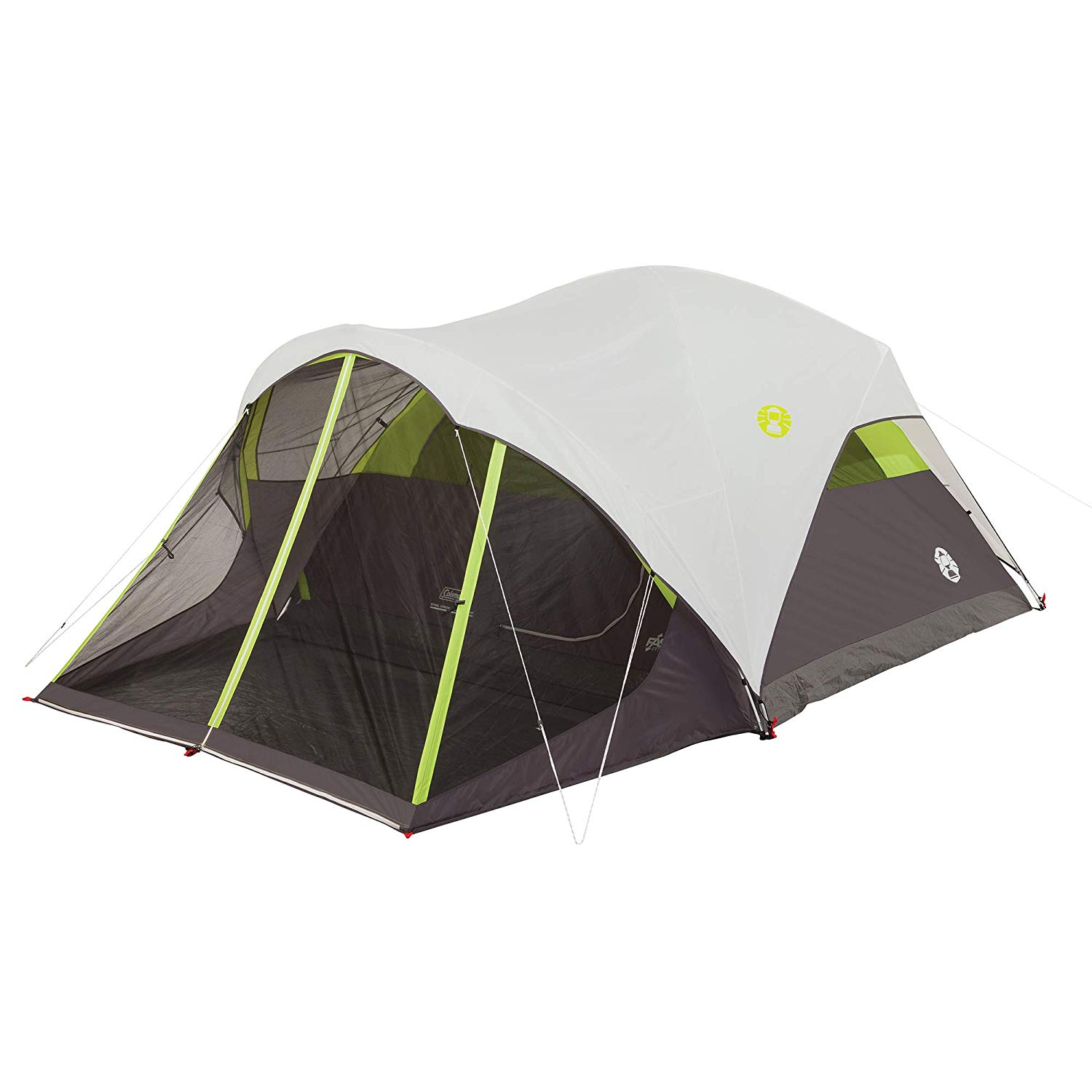 Coleman Steel Creek 6 Tent - Front