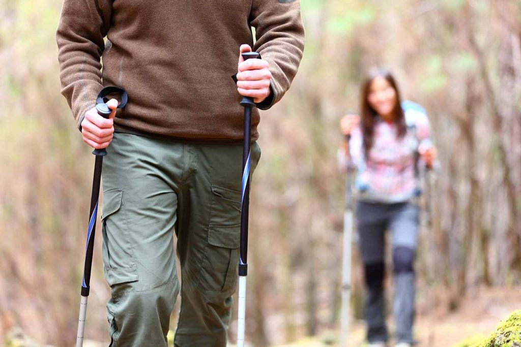 Selecting the right hiking pants can keep the day comfortable.