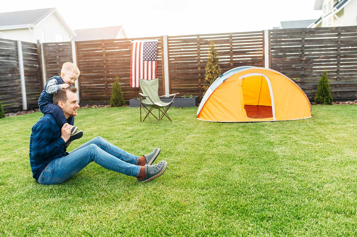 Backyard Family Camping - The Ultimate Guide